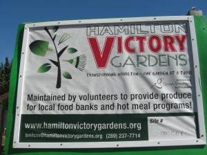 Hamilton Victory Gardens