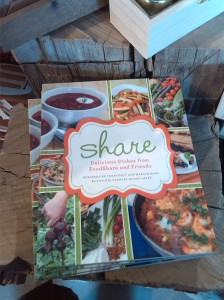 Foodshare's cover looks so appetizing!