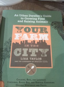 I wonder what it would be like to raise animals, like chickens, in the city?